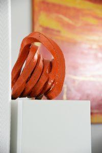 Keramikobjekt (ohne Titel) von Friederike Zeit