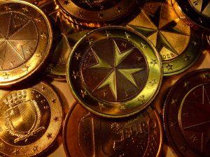 Münzen aus Malta