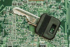 Computer Lock & Key